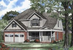 Southern Style House Plans Plan: 12-508