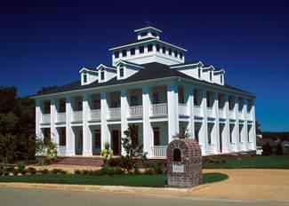 Greek-revival Style House Plans