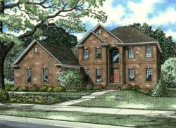 Traditional Style Floor Plans Plan: 12-635