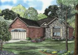 Traditional Style House Plans Plan: 12-678