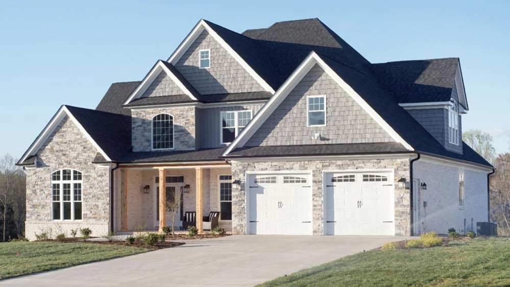 Shingle Style Floor Plans Plan: 12-747