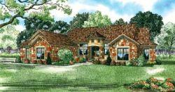Tuscan Style Floor Plans Plan: 12-882