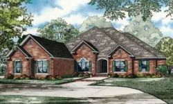 Traditional Style Floor Plans Plan: 12-888