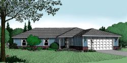 Traditional Style Floor Plans Plan: 13-107