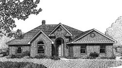 Traditional Style House Plans Plan: 13-114