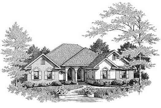 Style House Plans 14-173