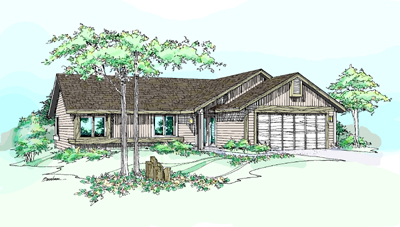 Ranch Style Floor Plans 15-116