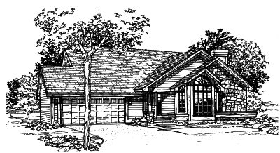 Ranch Style Floor Plans 15-200