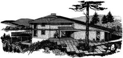Contemporary Style Floor Plans Plan: 15-668