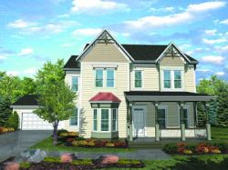 Country Style House Plans Plan: 15-686