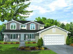 Craftsman Style House Plans Plan: 15-691