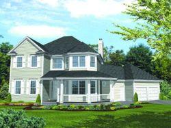 Farm Style House Plans Plan: 15-697