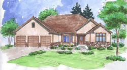 Traditional Style Floor Plans Plan: 15-704