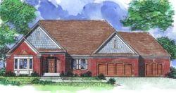 Ranch Style Floor Plans Plan: 15-743