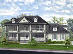 Southern Style Floor Plans Plan: 15-836