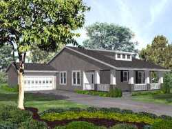 Craftsman Style House Plans Plan: 15-844