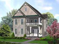Southern Style Floor Plans Plan: 15-847