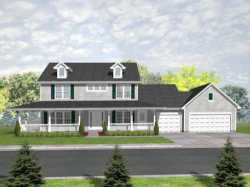 Traditional Style Floor Plans Plan: 15-907
