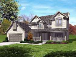 Traditional Style House Plans Plan: 15-923
