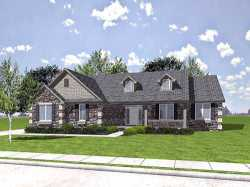 Ranch Style Home Design Plan: 15-938