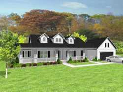 Ranch Style Home Design 15-945