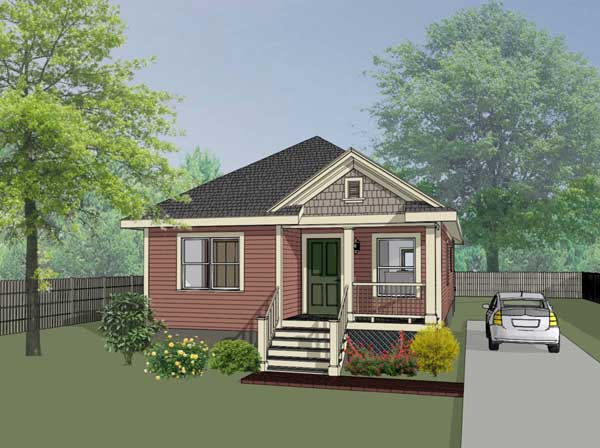 Cottage Style House Plans Plan: 16-128