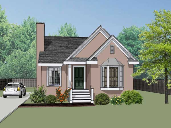 Traditional Style Floor Plans Plan: 16-137