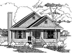 Traditional Style Floor Plans Plan: 16-165