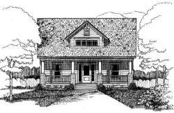 Craftsman Style House Plans Plan: 16-249