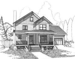 Craftsman Style Floor Plans Plan: 16-265