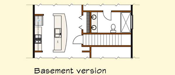 Modern Style House Plans Plan: 16-315