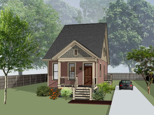 Cottage Style House Plans Plan: 16-318