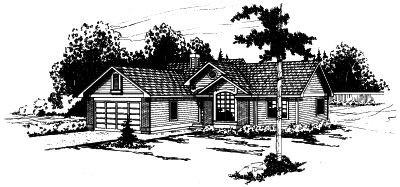 Traditional Style Floor Plans Plan: 17-149