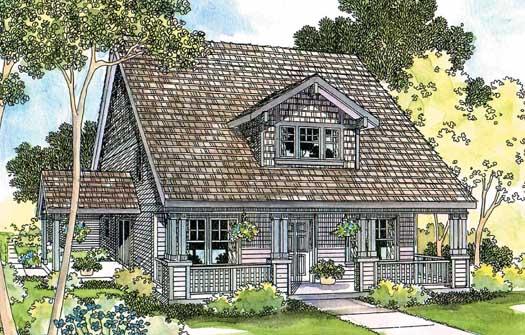 Craftsman Style House Plans Plan: 17-224