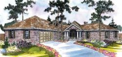 Traditional Style Floor Plans Plan: 17-247