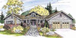 Craftsman Style Floor Plans Plan: 17-251