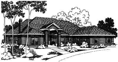 Northwest Style House Plans Plan: 17-316
