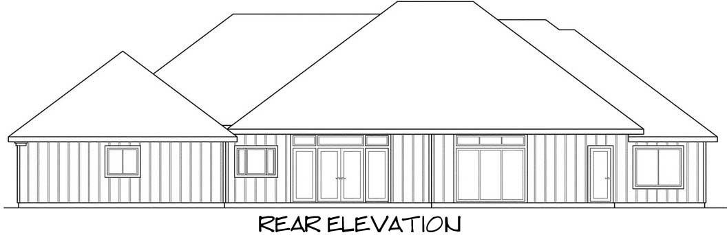 Southwest Style House Plans