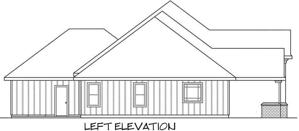 Southwest Style Home Design