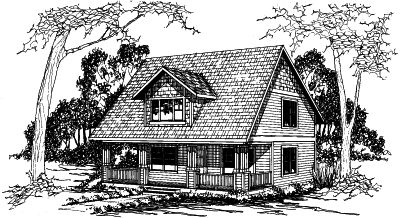 Craftsman Style House Plans Plan: 17-359