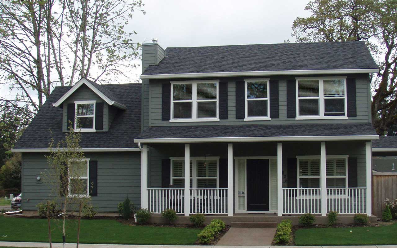 Farm Style House Plans Plan: 17-436