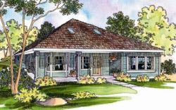 Traditional Style House Plans Plan: 17-440