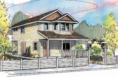 Country Style House Plans Plan: 17-533