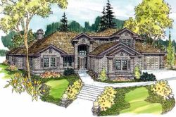 Traditional Style Floor Plans Plan: 17-563