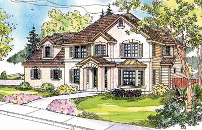 Southern Style House Plans Plan: 17-618