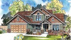 Craftsman Style House Plans Plan: 17-638