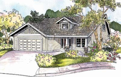 Craftsman Style House Plans Plan: 17-679