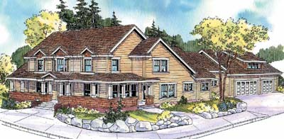 Farm Style Floor Plans 17-681