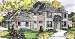 Traditional Style House Plans Plan: 17-689