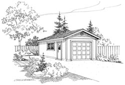 Traditional Style House Plans Plan: 17-698